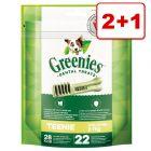 Greenies koiranherkut 2 + 1 kaupan päälle!