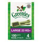 Greenies Large przysmak pielęgnujący zęby dla psów