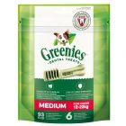 Greenies, Medium