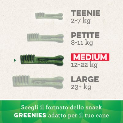 Greenies Snack - Igiene Dentale - 340 g / 680 g