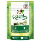Greenies snacks dentários para cães