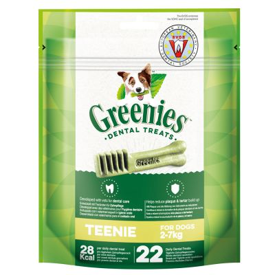 Greenies snacks para el cuidado dental