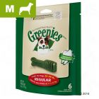 Greenies tandvårdsgodis, Regular