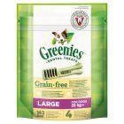 Greenies Zahnpflege-Kausnacks Grainfree - Large