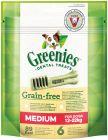 Greenies Zahnpflege-Kausnacks Grainfree - Medium