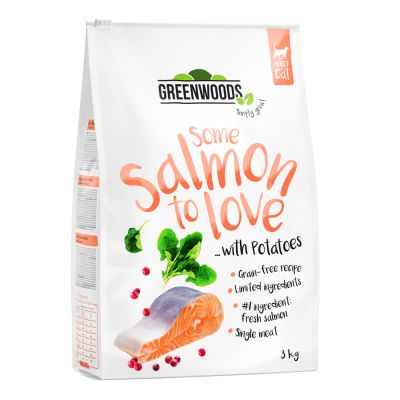 Greenwoods Adult Economy Pack 3 x 3kg