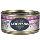 Greenwoods Adult filet de poulet, fromage pour chat