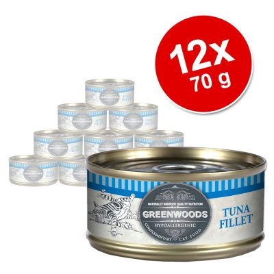 Greenwoods Adult 12 x 70 g