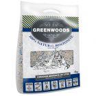 Greenwoods areia aglomerante de bentonita para gatos