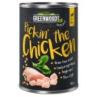 Greenwoods Chicken with Chickpeas & Spinach