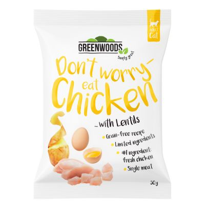 Greenwoods Chicken with Sweet Potatoes, Peas & Pumpkin
