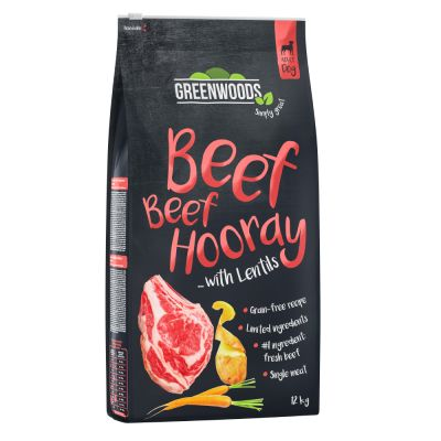 Greenwoods Economy Pack 2 x 12kg