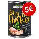 Greenwoods frango com grão-de-bico e espinafres por apenas 5 €!