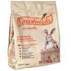 Greenwoods Hrană iepuri pitici