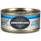 Greenwoods Hypoallergenic atún latas para gatos