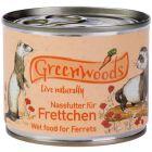 Greenwoods Nassfutter für Frettchen