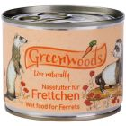 Greenwoods Nassfutter für Frettchen Huhn