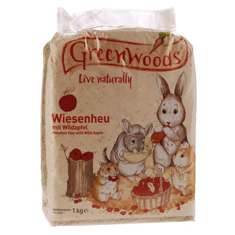 Greenwoods ängshö