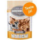 Greenwoods Nuggets 100 g - Pack de experimentação