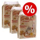 Greenwoods préri széna gazdaságos csomagban 3 kg