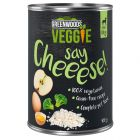 Greenwoods Veggie zrnitý čerstvý syr s vajcom, jablkom a brokolicou