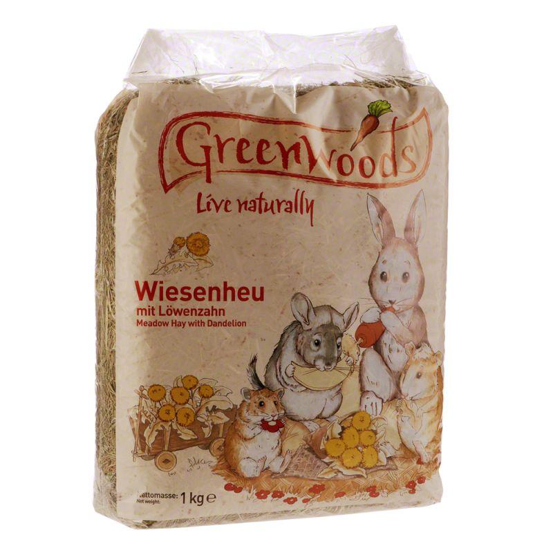 Greenwoods-niittyheinä 1 kg