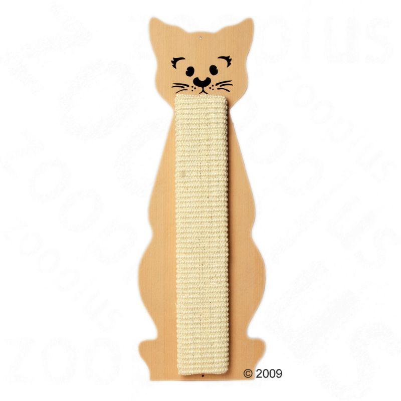 Griffoir en forme de chat Trixie pour chat