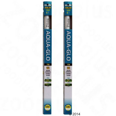 Hagen Aqua-Glo Fluorescent Aquarium Lamp DUO