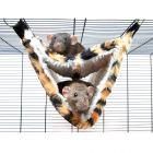 Hamac Relax de Luxe Fake Fur pour furet et rat