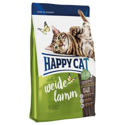 Happy Cat Adult Lam Kattenvoer