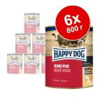 Happy Dog Pur 6 x 800 г