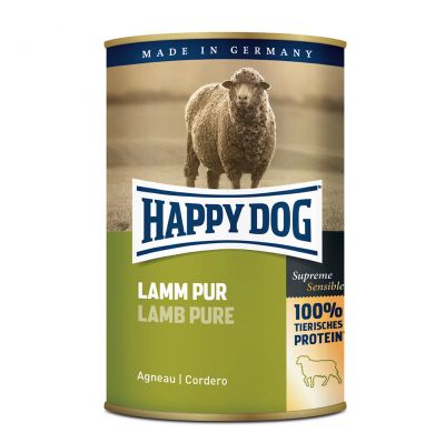 Happy Dog Pure, 6 x 400 g