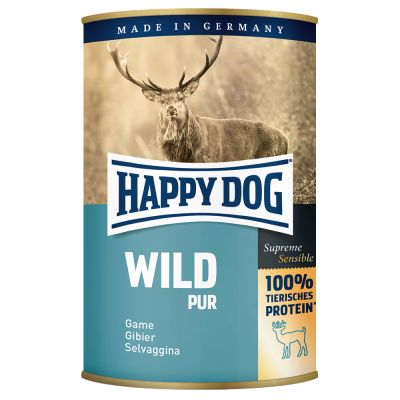 Happy Dog Puur 6 x 400 g