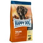 Happy Dog Supreme Sensible Toscane saumon, canard pour chien