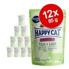 Happy Cat All Meat Kattenvoer 12 x 85 g