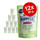 Happy Cat All Meat 12 x 85 g pour chat