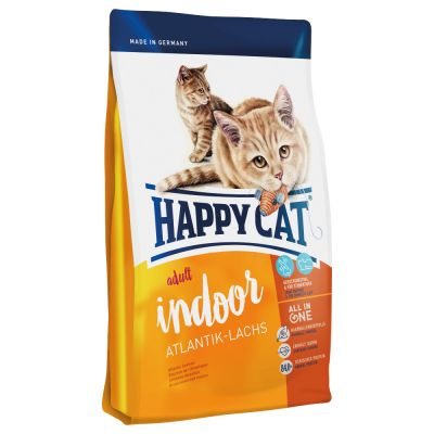 Happy Cat Indoor Adult Zalm Kattenvoer