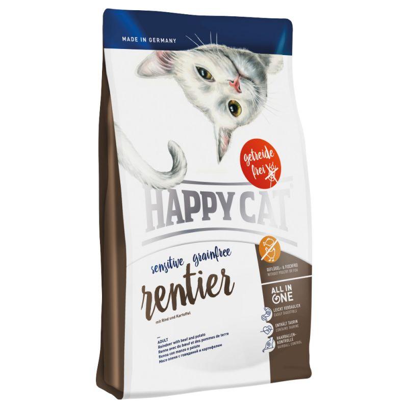 Happy Cat Sensitive Grainfree Reindeer
