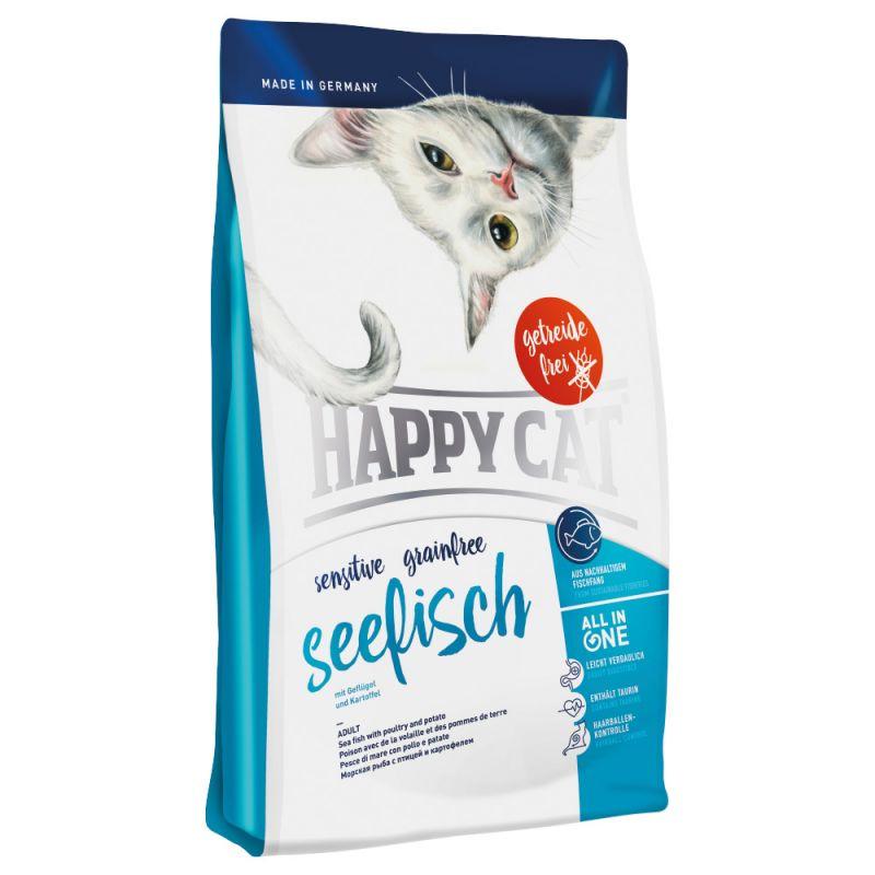 Happy Cat Sensitive Grainfree Sea Fish