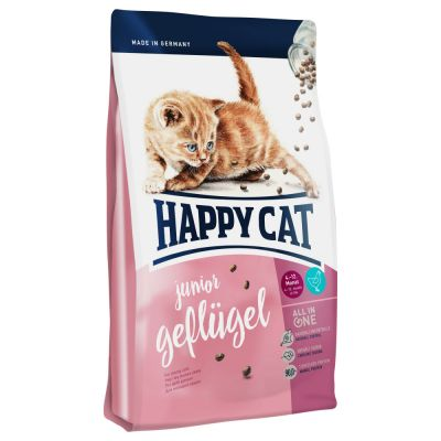Happy Cat Supreme Junior Gevogelte Kattenvoer