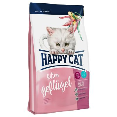 Happy Cat Supreme Kitten volaille pour chaton