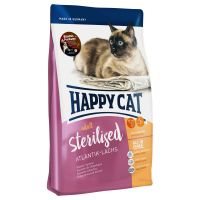 Happy Cat Supreme Sterilised saumon de l'Atlantique pour chat