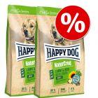 Happy Dog Natur gazdaságos dupla csomag