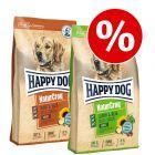 Happy Dog Natur -säästösekoitus: 2 x 15 kg