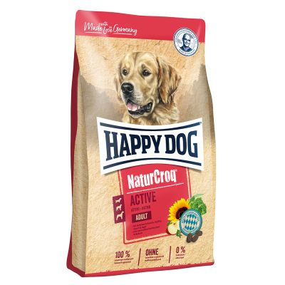 Happy Dog NaturCroq Active hrana za pse ugodno v zoohit