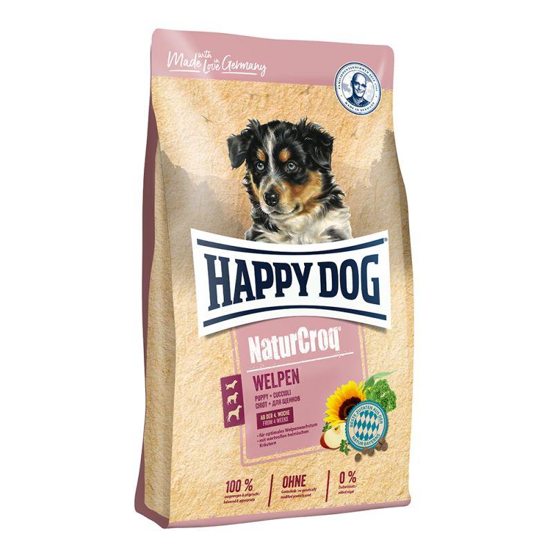 Happy Dog NaturCroq för valpar