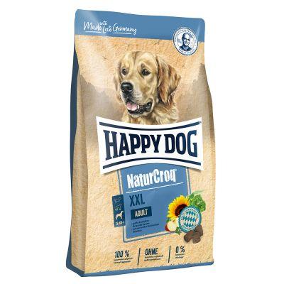 Happy Dog NaturCroq XXL hrana za pse ugodno v zoohit
