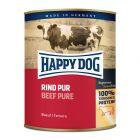 Happy Dog Pur - Manzo puro 6 x 800 g