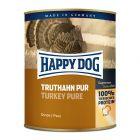 Happy Dog Pur - Tacchino puro 6 x 800 g