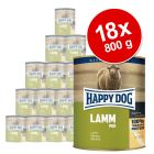 Happy Dog Pur 18 x 800 g
